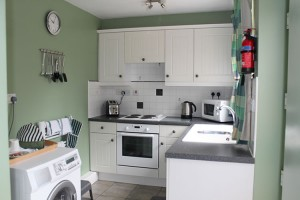Self Catering Holiday Apartment Kitchen