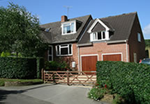 Self catering holiday apartment near Salisbury and THe New Forest